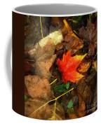 Fall Flames Out Coffee Mug