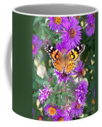 Fall Flutterby Coffee Mug