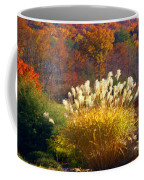 Fall Foilage In The Mountains Coffee Mug