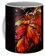 Autumn Dressage Coffee Mug