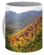 Fall Folage 2 Along The Blueridge Coffee Mug