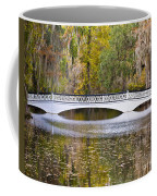 Fall Footbridge Coffee Mug