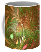 Fall Fractal Fields Coffee Mug