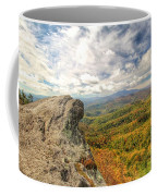 Fall From The Blowing Rock Coffee Mug