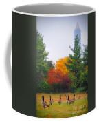 Fall Geese Of Washington Coffee Mug