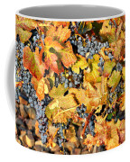 Fall Grapes Coffee Mug