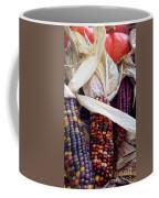 Fall Harvest Corn Coffee Mug