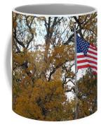 Fall In America Coffee Mug