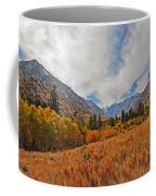 Fall In Lundy Canyon Coffee Mug