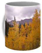 Fall In Maroon Bells Coffee Mug