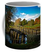Fall In Massachusetts Coffee Mug