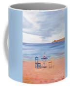 Fall In Mykonos Coffee Mug