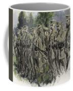 Fall In Norfolk Volunteers Coffee Mug