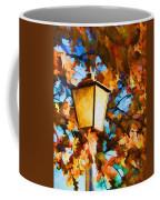 Fall In The Air Coffee Mug
