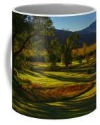 Fall In The Fields Coffee Mug