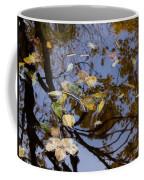 Fall In The Lake In Vienna No. 1 Coffee Mug