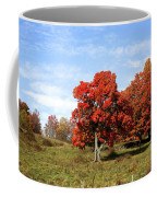 Fall In The Pastures Coffee Mug