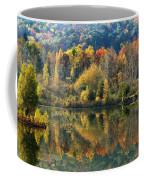 Fall Kaleidoscope Coffee Mug