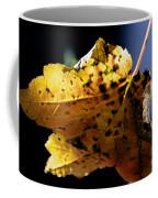 Fall Maple Leaf Coffee Mug