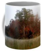 Fall On Melton Hill Lake Coffee Mug