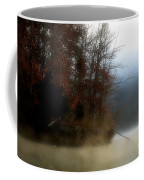 Fall On Melton Hill Lake II Coffee Mug