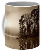 Fall On Melton Hill Lake V Coffee Mug
