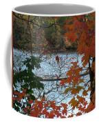 Fall On The Shetucket Coffee Mug