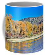 Fall On The Snake River Coffee Mug