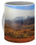 Fall Over Mountain Coffee Mug