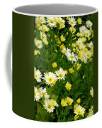 Fall Perennials Coffee Mug