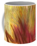 Fall Prairie Grass By Jrr Coffee Mug by First Star Art