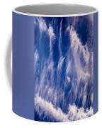 Fall Streak Clouds  Coffee Mug