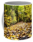 Fall Trail Coffee Mug