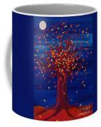 Fall Tree Fantasy By Jrr Coffee Mug