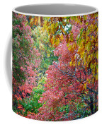 Fall Tree Leaves Coffee Mug