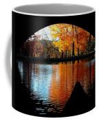 Fall Under The Bridge Coffee Mug