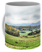 Fall Vermont Landscape Coffee Mug