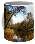Fall Water Reflections Coffee Mug