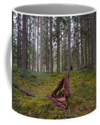 Fallen Tree Coffee Mug