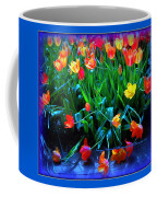 Fallen Tulips Coffee Mug