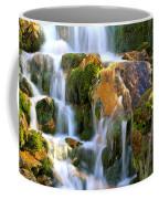 Fallin' Water Coffee Mug