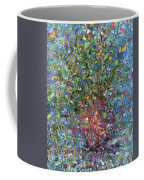 Falling Flowers Coffee Mug
