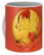 Falling Into A Flower Coffee Mug