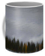 Falling Into A Lake Coffee Mug