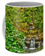 Falling Into Nantahala Coffee Mug