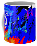 Falling Through Lightness  Coffee Mug