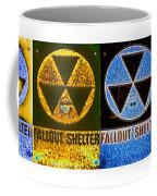 Fallout Lineup Coffee Mug