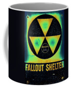 Fallout Shelter Abstract 2 Coffee Mug
