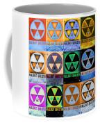Fallout Shelter Mosaic Coffee Mug