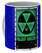 Fallout Shelter Wall 1 Coffee Mug